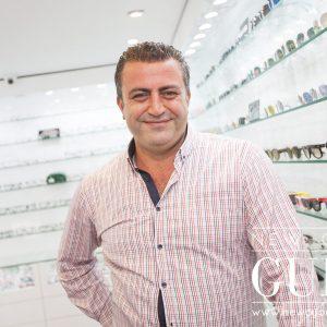 Optic store in Nicosia