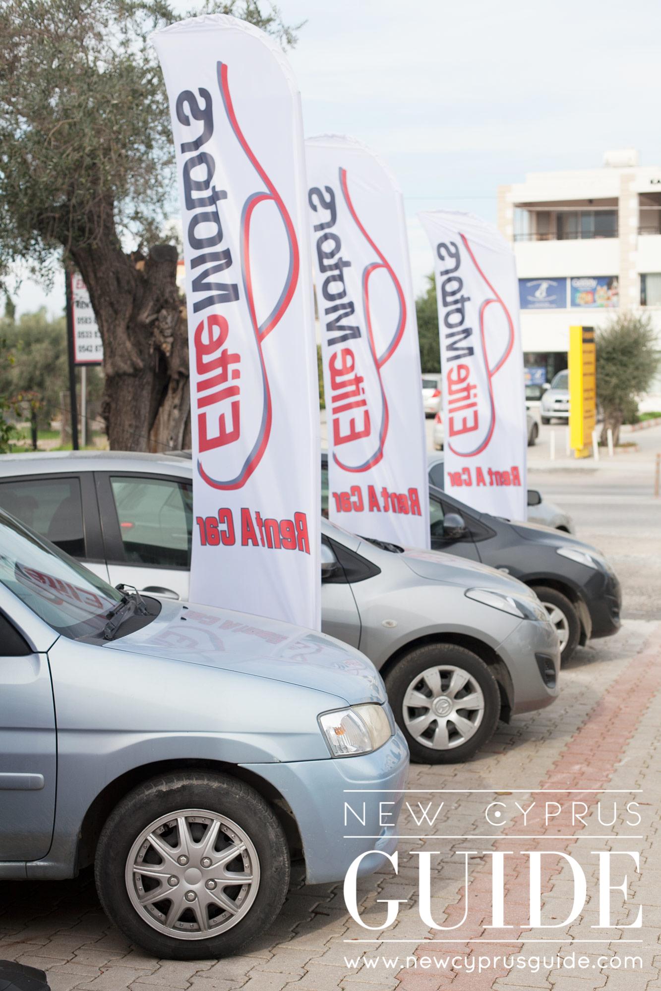 Elite Motors Rent A Car
