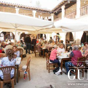 Mekhan Restaurant inside the walls Nicosia