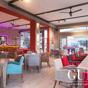 Red Ribbon Café and Bistro in Kyrenia