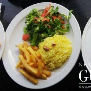 Shawarmaci Restaurant Serves Kebab in Famagusta