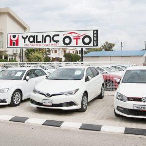 yalinc oto galeri in Famagusta North Cyprus