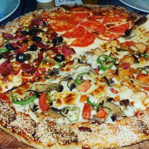 Zizzi Pizzeria in Famagusta North Cyprus
