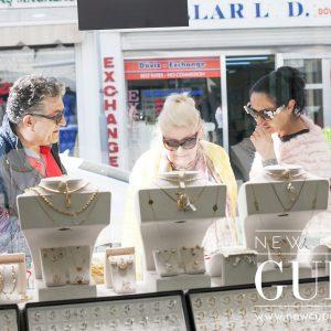 Erdinc Jewellery store in Kyrenia shopping street