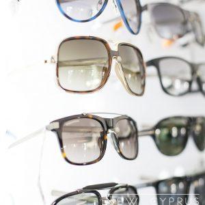 Akay Optik in Nicosia selling beautiful glasses