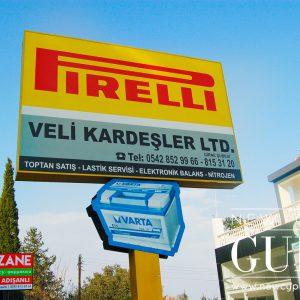 Pirelli Store in Kyrenia
