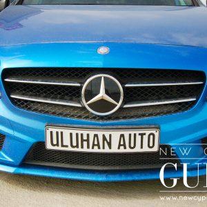 Uluhan Motors in Nicosia sells luxury cars