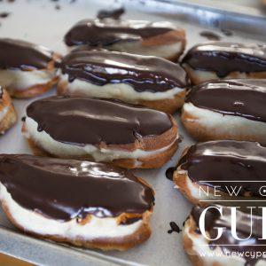 Budak Patisserie sells daily made fresh cakes