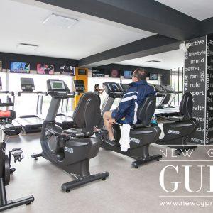 Gymnasium Fitness Club has yoga, pilates and more classes