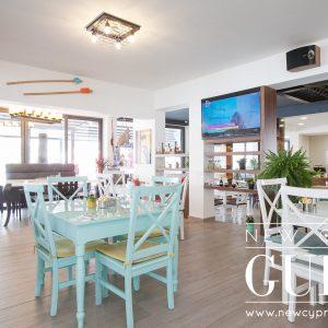 Eat & Meet in Nicosia has tasty food
