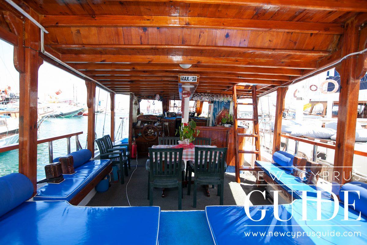 Shakki Boat Tours New Cyprus Guide